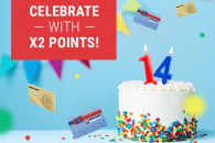 Celebrate 14 years of Minoan Lines Bonus Club with double points! - Media Gallery